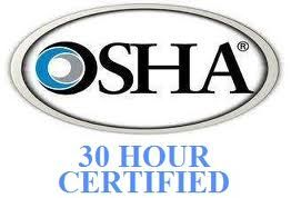 Legacy Construction US - OSHA 30